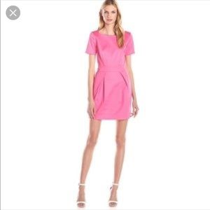 French Connection Pink Betty Draper dress Richie 2